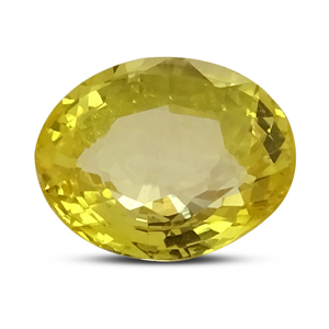 Yellow Sapphire - CYS 3565 (Origin - Ceylon) Limited -Quality - MyRatna