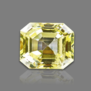 Yellow Sapphire - CYS 3572 (Origin - Ceylon) Limited -Quality - MyRatna