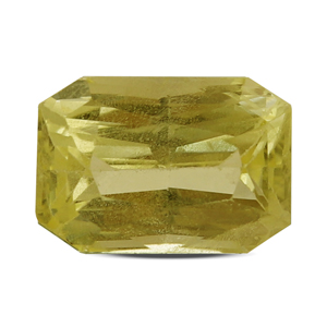 Yellow Sapphire - CYS 3574 (Origin - Ceylon) Limited -Quality - MyRatna