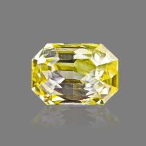 Yellow Sapphire - CYS 3575 (Origin - Ceylon) Rare -Quality - MyRatna