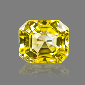 Yellow Sapphire - CYS 3582 (Origin - Ceylon) Prime - Quality - MyRatna