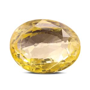 Yellow Sapphire - CYS 3606 (Origin - Ceylon) Prime -Quality - MyRatna