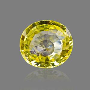 Yellow Sapphire - CYS 3607 (Origin - Ceylon) Limited - Quality - MyRatna