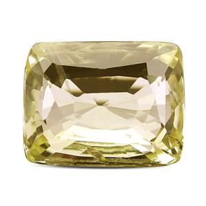 Yellow Sapphire - CYS 3614 (Origin - Ceylon) Limited -Quality - MyRatna