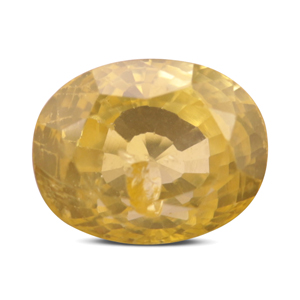 Yellow Sapphire - CYS 3617 (Origin - Ceylon) Prime -Quality - MyRatna