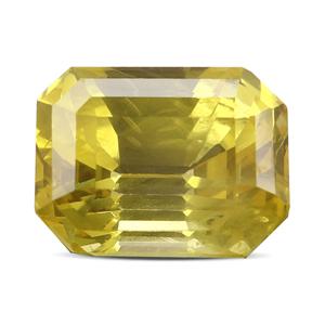 Yellow Sapphire - CYS 3637 (Origin - Ceylon) Limited -Quality - MyRatna