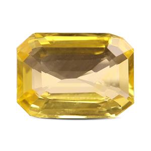 Yellow Sapphire - CYS 3638 (Origin - Ceylon) Rare -Quality - MyRatna