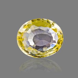Yellow Sapphire - CYS 3640 (Origin - Ceylon) Rare -Quality - MyRatna