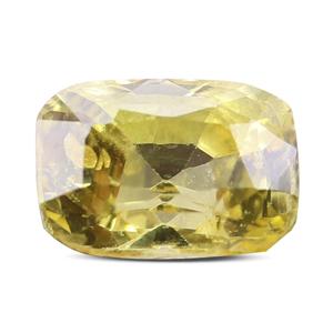 Yellow Sapphire - CYS 3645 (Origin - Ceylon) Limited -Quality - MyRatna