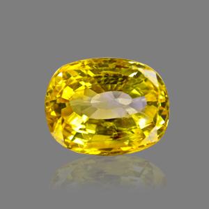 Ceylon Yellow Sapphire -2.75 Carat Limited -Quality - MyRatna