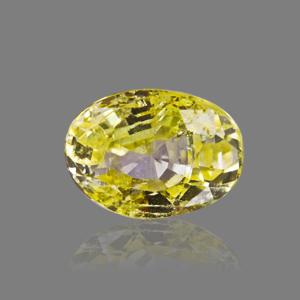 Yellow Sapphire - CYS 3659 (Origin - Ceylon) Fine -Quality - MyRatna