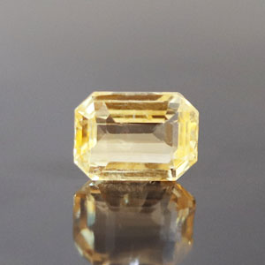 Yellow Sapphire - CYS 3677 (Origin - Ceylon) Limited -Quality - MyRatna