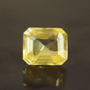 Yellow Sapphire - CYS 3682 (Origin - Ceylon) Limited -Quality - MyRatna