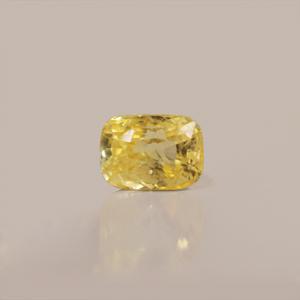 Yellow Sapphire - CYS 3700 (Origin - Ceylon) Rare -Quality - MyRatna