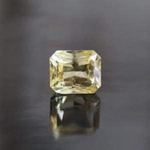 Yellow Sapphire - CYS 3704 (Origin - Ceylon) Rare -Quality - MyRatna
