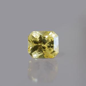 Yellow Sapphire - CYS 3706 (Origin - Ceylon) Rare -Quality - MyRatna