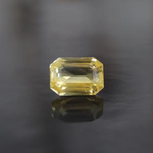 Yellow Sapphire - CYS 3707 (Origin - Ceylon) Rare -Quality - MyRatna