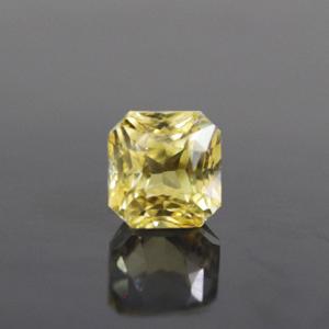 Yellow Sapphire - CYS 3709 (Origin - Ceylon) Rare -Quality - MyRatna