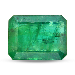 Certified Natural Emerald 5.8 Ct (Zambia) - Prime - MyRatna