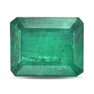 Certified Natural Emerald 5.74 Ct (Zambia) - Prime - MyRatna