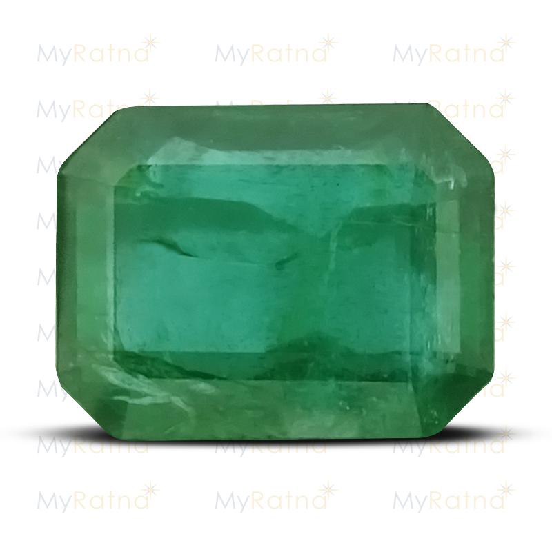 Certified Natural Emerald 4.46 Ct (Zambia) - Prime - MyRatna