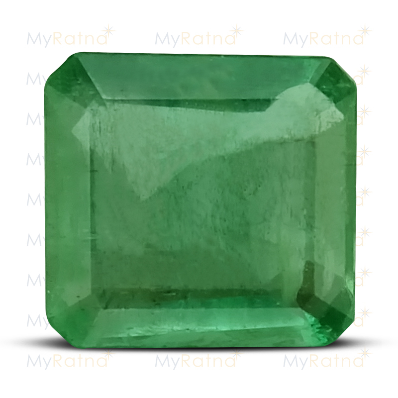 Certified Natural Emerald 3.62 Ct (Zambia) - Prime - MyRatna