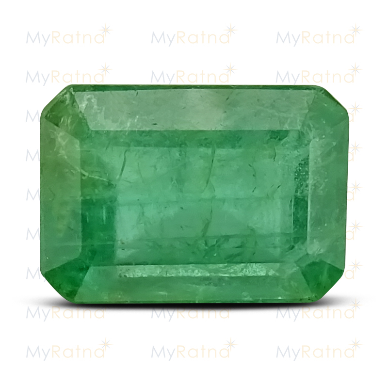 Certified Natural Emerald 2.45 Ct (Zambia) - Prime - MyRatna