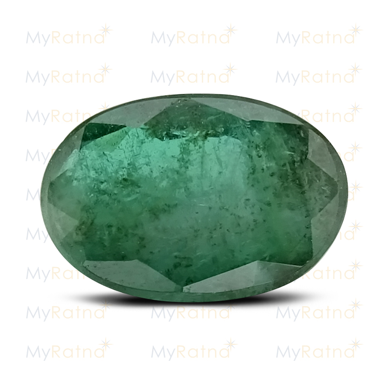 Certified Natural Emerald 4.77 Ct (Zambia) - Fine - MyRatna
