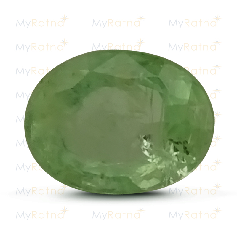 Certified Natural Emerald 2.96 Ct (Colombia) - Prime - MyRatna