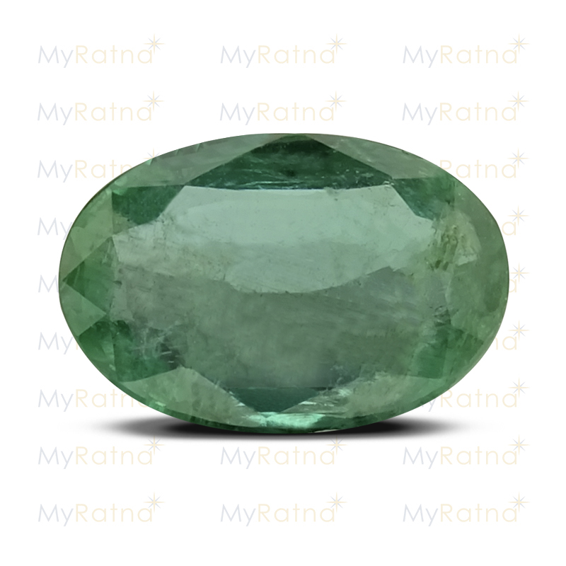 Certified Natural Emerald 3.04 Ct (Zambia) - Limited - MyRatna