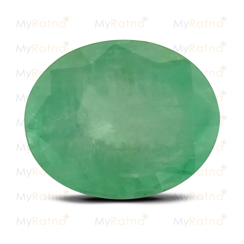 Certified Natural Emerald 2.53 Ct (Colombian) - Fine - MyRatna