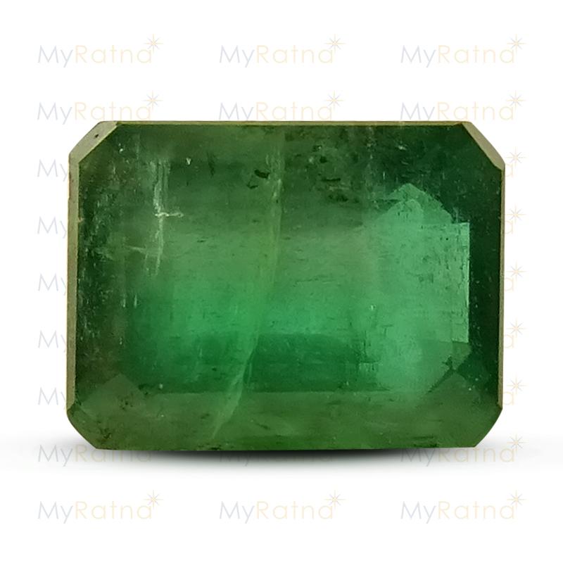 Certified Natural Emerald 4.33 Ct (Zambia) - Prime - MyRatna