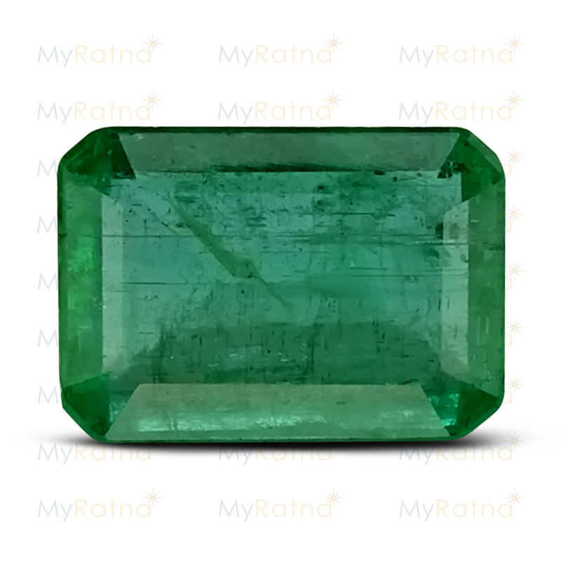 Certified Natural Emerald 3.76 Ct (Zambia) - Limited - MyRatna