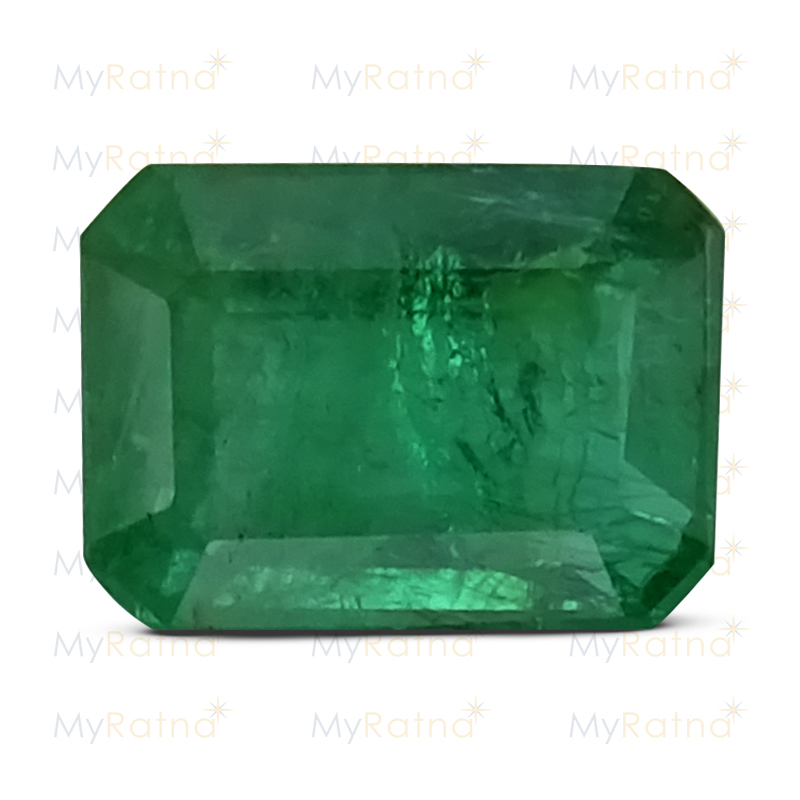 Certified Natural Emerald 2.68 Ct (Zambia) - Prime - MyRatna