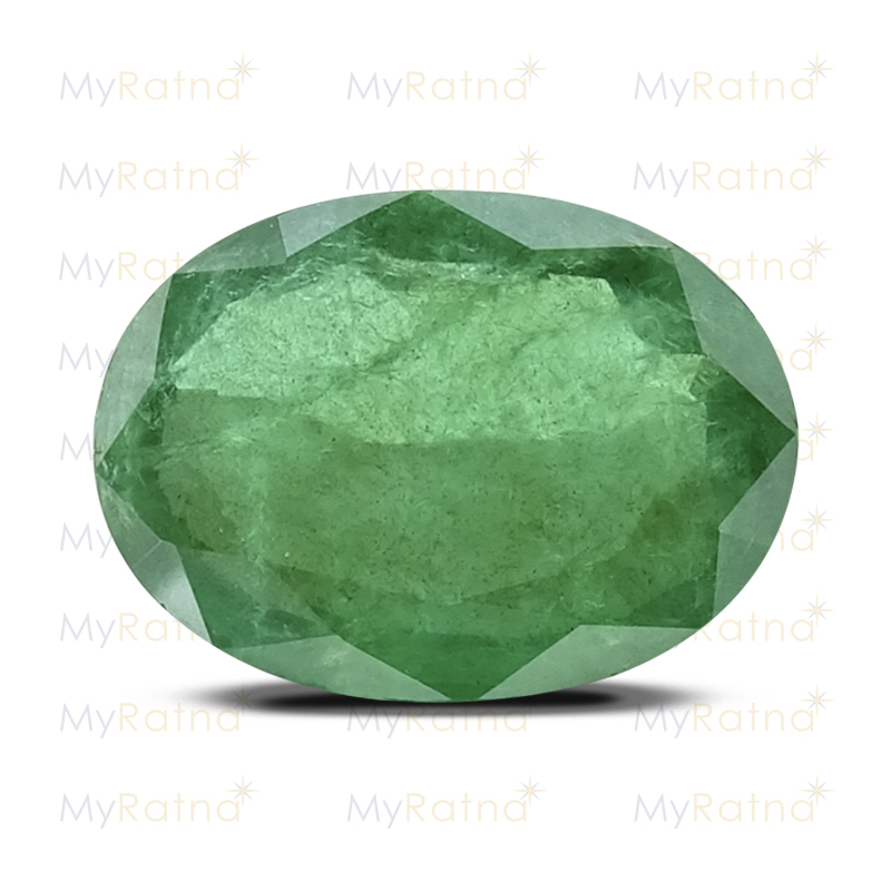 Certified Natural Emerald 4.64 Ct (Zambia) - Prime - MyRatna