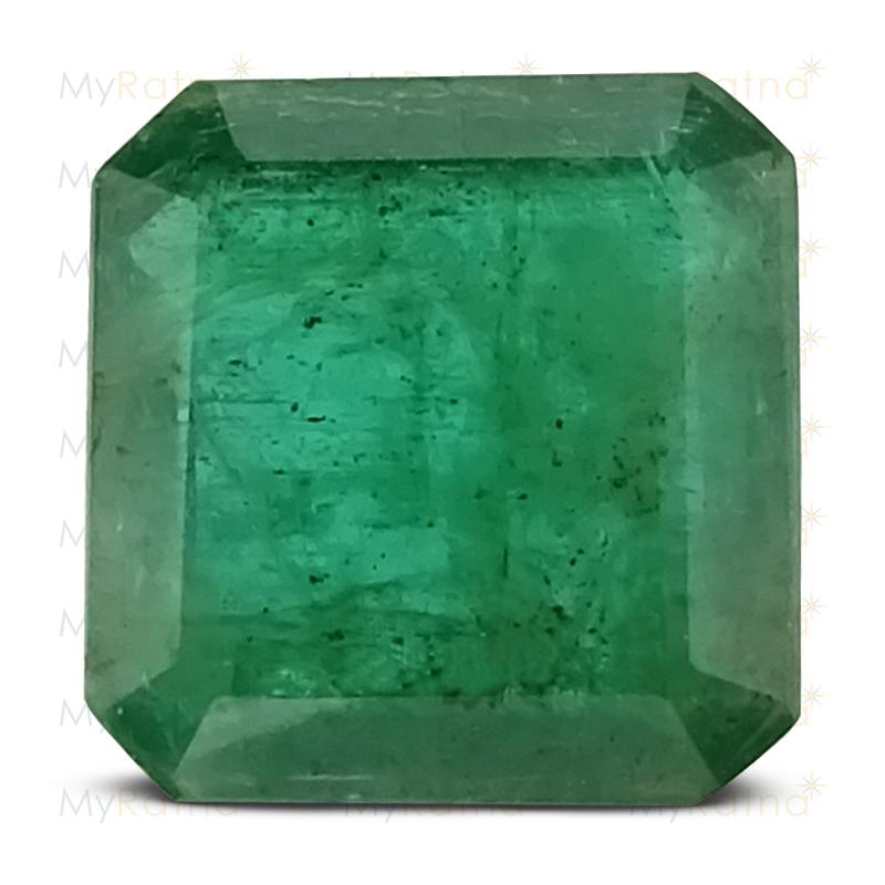 Certified Natural Emerald 4.51 Ct (Zambia) - Fine - MyRatna