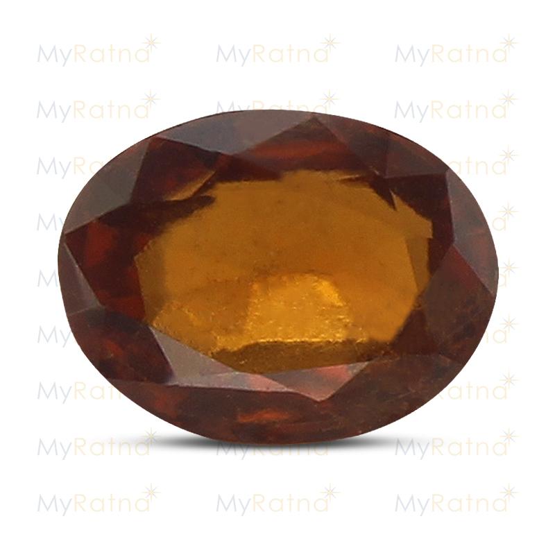 Hessonite Garnet - HG 8047 (Origin - Africa) Prime - Quality - MyRatna