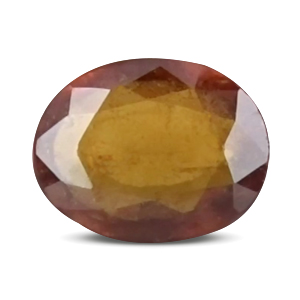 Hessonite Garnet - HG 8048 (Origin - African) Limited - Quality - MyRatna