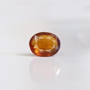 Hessonite Garnet - HG 8049 (Origin - African) Limited - Quality - MyRatna