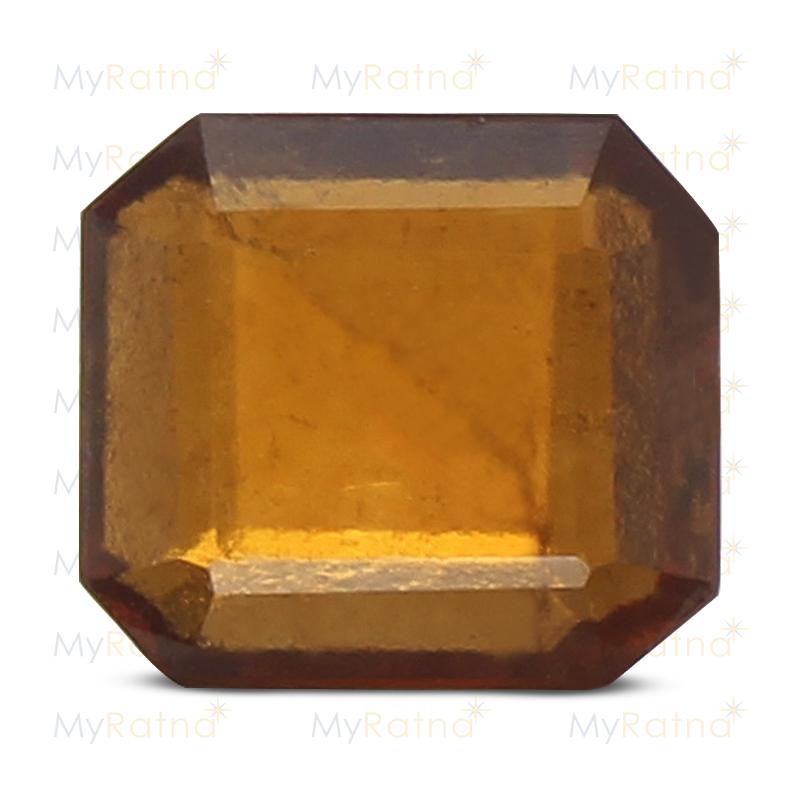 Hessonite Garnet - HG 8061 (Origin - Africa) Prime - Quality - MyRatna