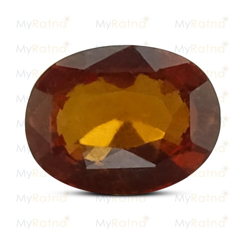 Hessonite Garnet - HG 8081 (Origin - Africa) Prime - Quality - MyRatna