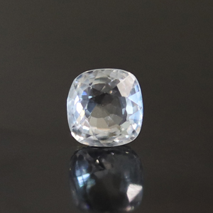 White Zircon - NZ 17008 (Origin - Ceylon) Limited - Quality  - MyRatna