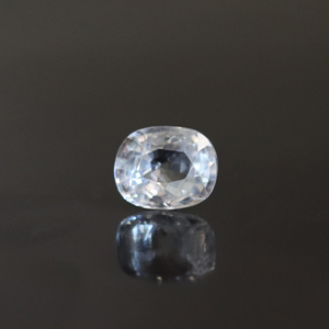 White Zircon - NZ 17009 (Origin - Ceylon) Limited - Quality  - MyRatna