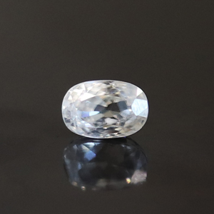 White Zircon - NZ 17012 (Origin - Ceylon) Limited - Quality  - MyRatna