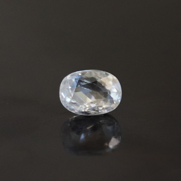 White Zircon - NZ 17013 (Origin - Ceylon) Limited - Quality  - MyRatna