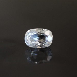 White Zircon - NZ 17016 (Origin - Ceylon) Limited - Quality  - MyRatna