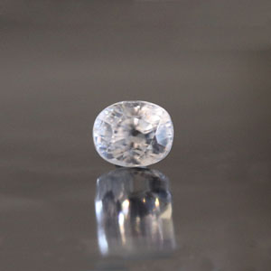White Zircon - NZ 17022 (Origin - Ceylon) Limited - Quality  - MyRatna
