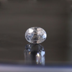 6.73 Carat White Zircon (Jarkhan) - NZ 17030 (Origin - Ceylon) Limited - Quality  - MyRatna