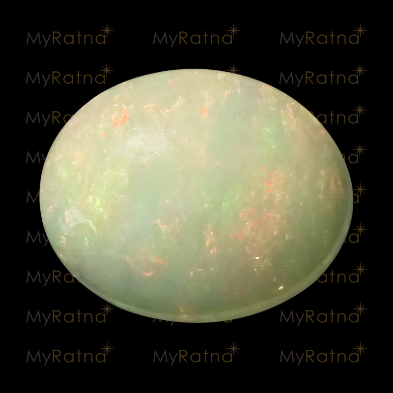 Certified Natural Opal 8.54 Ct (Ethiopia) - Limited - MyRatna