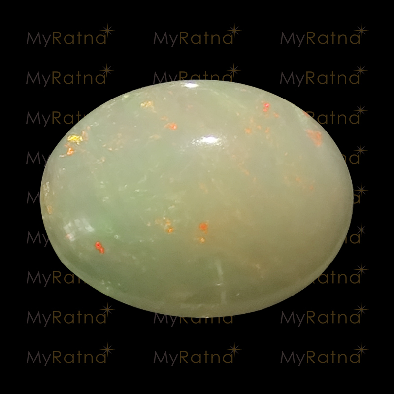 Certified Natural Opal 5.29 Ct (Ethiopia) - Prime - MyRatna